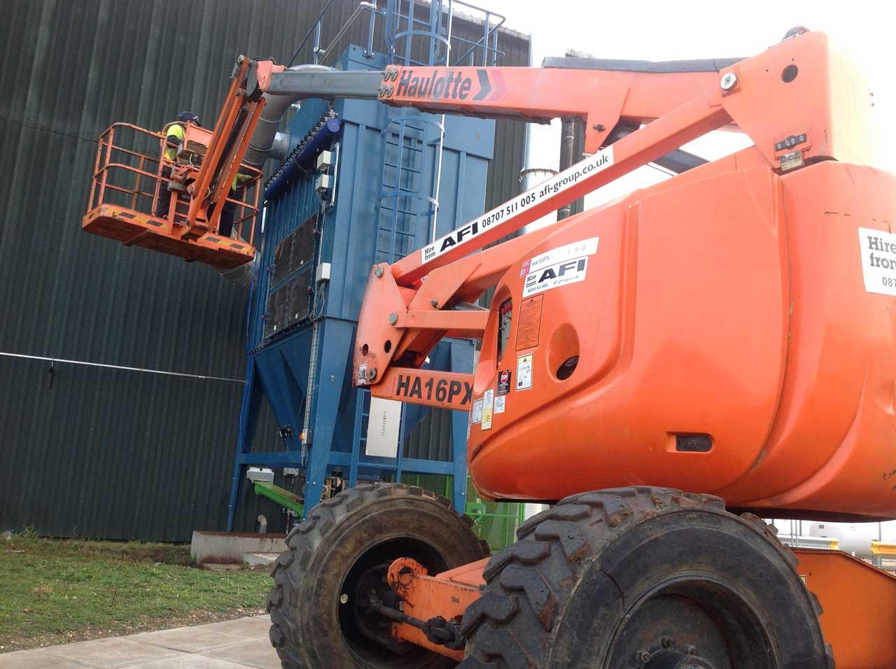Mobile Elevating Work Platforms Training